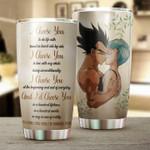 Dragon Ball Z I Choose You 1 Coffee Tumbler All Over Print
