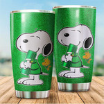Snoopy 7up  gift For lover Travel Tumbler All Over Print