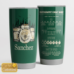 Photography Customized gift For lover Travel Tumbler All Over Print