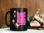 Black Mug Frank Drebin Mug Leslie Nielsen Mug Police Squad TV Series Mug The Naked Gun Movies Mug Premium Sublime Ceramic Coffee Mug