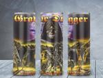 Monster Jam 506 gift for lover Skinny Tumbler