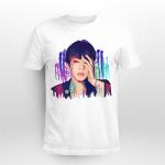 BTS Jin fanart T-shirt