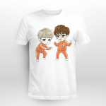BTS Cute SOPE Chibi T-shirt