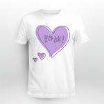 BTS ARMY Borahae T-shirt