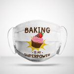Baking is my SUPERPOWER    Design for Cake lover - ACCESSORY