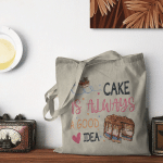 Cake is always a good idea | Design for cake lovers - ACCESSORIES