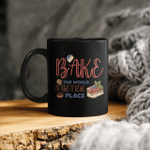 Bake the world a better place   Design for cake lovers - ACCESSORIES