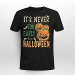 It's Never Too Early HALOWEEN