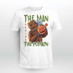 The Man Behind The Pumkin