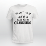 You Can't Tell Me - Grandkids