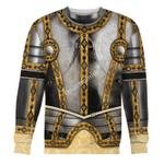Gearhomies Unisex Sweatshirt Phillip II of Spain 3D Apparel