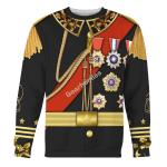 Gearhomies Unisex Sweatshirt Chiang Kaishek 3D Apparel