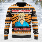 Merry Christmas Gearhomies Unisex Ugly Christmas Sweater I Bet That B!tch Didn't Send You A Card 3D Apparel