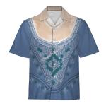 Gearhomies Unisex Hawaiian Shirt Marie Antoinette - Queen of France Historical 3D Apparel