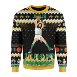 Merry Christmas Gearhomies Unisex Christmas Sweater The Real MVP 3D Apparel