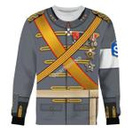 Gearhomies Unisex Sweatshirt Carl Gustaf Emil Mannerheim 3D Apparel