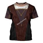 Gearhomies Unisex T-Shirt Christopher Columbus 3D Apparel