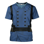 Gearhomies Unisex T-Shirt World War I French Soldiers 3D Apparel
