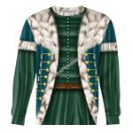 Gearhomies Unisex Sweatshirt Sultan Mehmed II Ottoman Empire 3D Apparel
