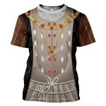 Gearhomies Unisex T-Shirt Henry VIII King of England 3D Apparel