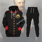 Gearhomies Tracksuit Hoodies Pullover Sweatshirt Gebhard Leberecht Historical 3D Apparel