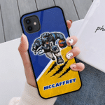 Gearhomies Personalized Phone Case Carolina Panthers With Iphone