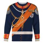 Gearhomies Unisex Sweatshirt Wilhelm II German Emperor 3D Apparel