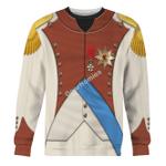 Gearhomies Unisex Sweatshirt Louis Bonaparte 3D Apparel