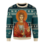 Gearhomies Unisex Sweatshirt St. Trifun 3D Apparel