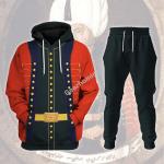 Gearhomies Unisex Tracksuit Hoodies Pullover Sweatshirt Sultan Selim I  Historical 3D Apparel