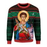 Gearhomies Unisex Sweatshirt St. Dimitri 3D Apparel