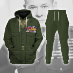 "Gearhomies Unisex Tracksuit Hoodies Pullover Sweatshirt Lieutenant General Lewis Burwell ""Chesty"" Puller  Historical 3D Apparel"