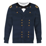 Gearhomies Unisex Sweatshirt William Tecumseh Sherman 3D Apparel