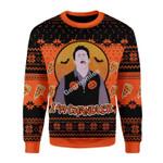 Merry Christmas Gearhomies Unisex Christmas Sweater Friends I'm Chandler 3D Apparel