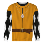 Gearhomies Unisex Sweatshirt Ferdinand Magellan 3D Apparel