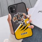 Gearhomies Personalized Phone Case Las Vegas Raiders With Iphone