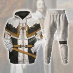 Gearhomies Tracksuit Hoodies Pullover Sweatshirt Charles I of England Historical 3D Apparel