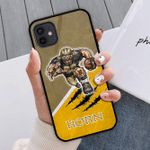 Gearhomies Personalized Phone Case New Orleans Saints With Iphone