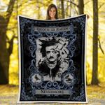 Gearhomies Blanket Edgar Allan Poe Quoth The Raven Nevermore