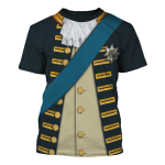 Gearhomies Unisex T-Shirt William V, Prince of Orange 3D Apparel