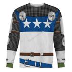 Gearhomies Unisex Sweatshirt Sir James Douglas The Black Douglas 3D Apparel
