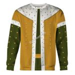 Gearhomies Unisex Sweatshirt Suleiman the Magnificent Ottoman Empire 3D Apparel