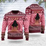 Merry Christmas Gearhomies Unisex Ugly Christmas Sweater Merry Christmas To A Wap 3D Apparel