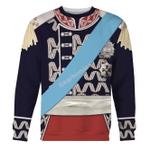 Gearhomies Unisex Sweatshirt Jozef Poniatowski 3D Apparel