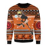 Merry Christmas Gearhomies Unisex Christmas Sweater Ninja