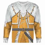 Gearhomies Unisex Sweatshirt George III Of Great Britain 3D Apparel