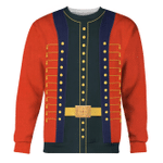 Gearhomies Unisex Sweatshirt Sultan Selim I 3D Apparel