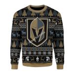 Merry Christmas Gearhomies Unisex Christmas Sweater Spartan Army