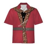 Gearhomies Unisex Hawaiian Shirt Vlad the Impaler Historical 3D Apparel