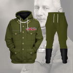 Gearhomies Tracksuit Hoodies Pullover Sweatshirt Peyton C. March Historical 3D Apparel